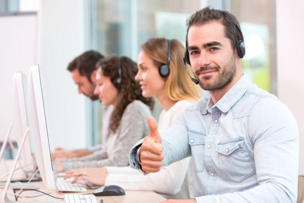 Referentes em empresas de telemarketing em Portugal - IBERQ